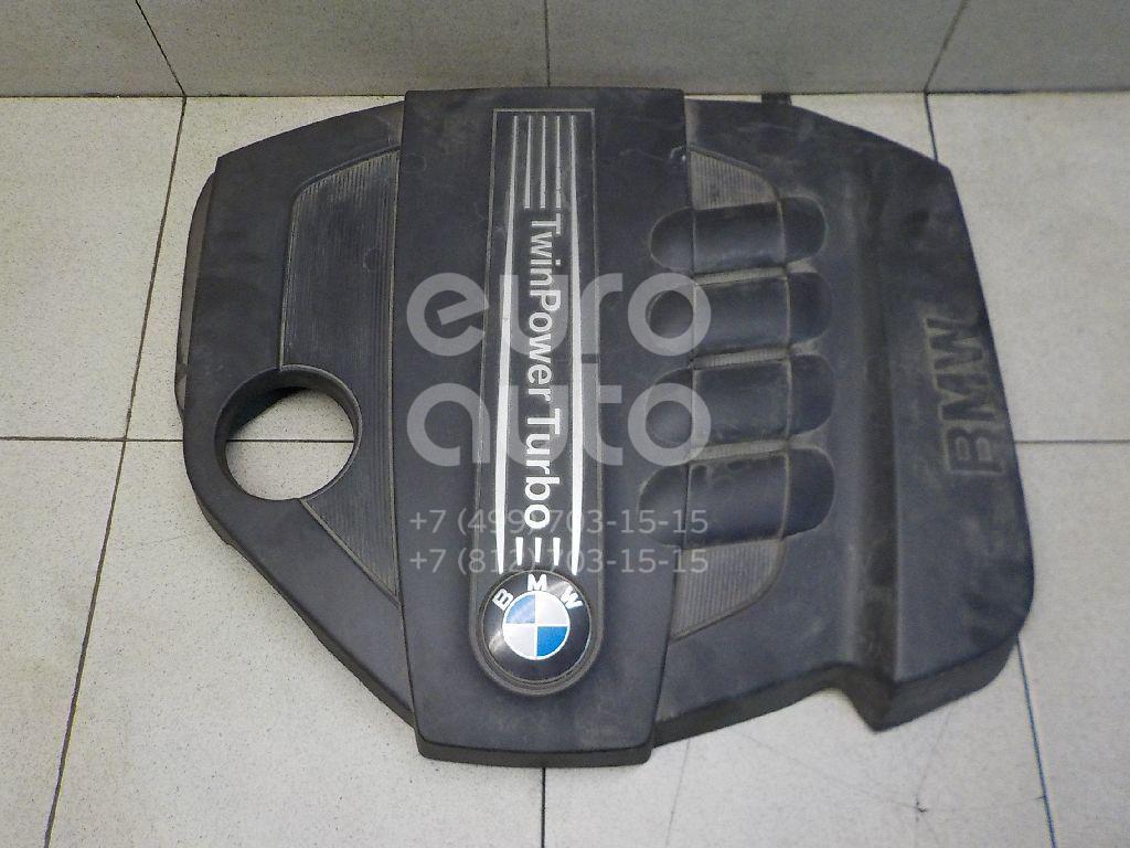 Накладка декоративная BMW X1 E84 2009-2015; (11148510364)