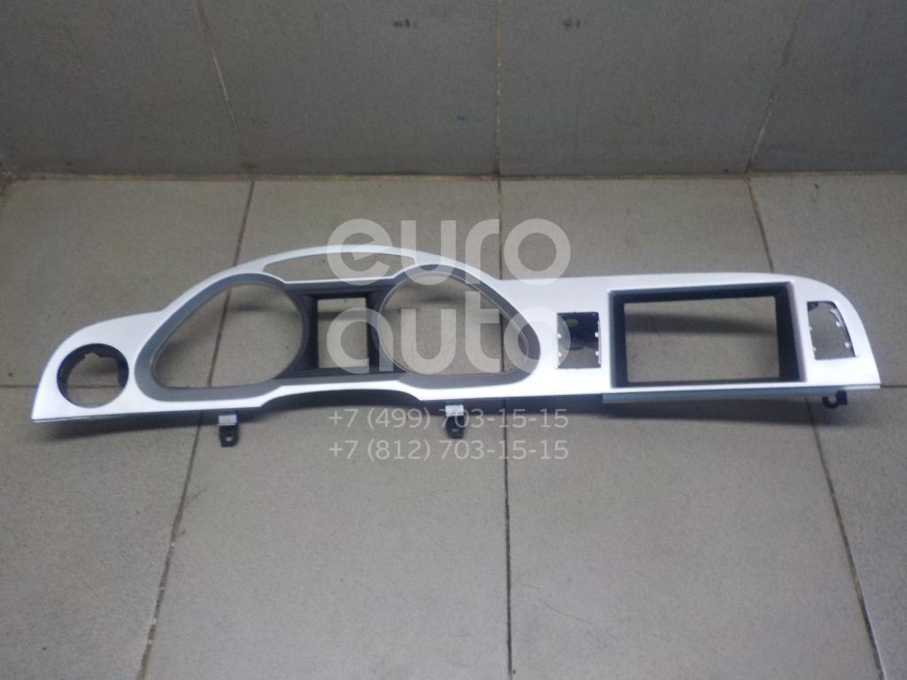 Накладка декоративная Audi A6 [C6,4F] 2004-2011; (4F1857115H4T4)