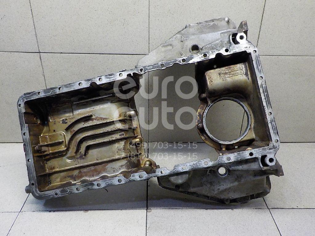 Поддон масляный двигателя BMW 7-серия E65/E66 2001-2008; (11137519491)