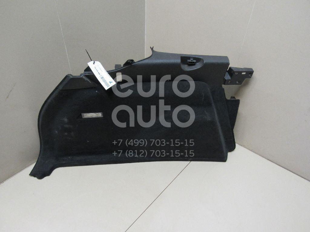 Купить Обшивка багажника VW Touareg 2010-; (7P6867037FEOA)