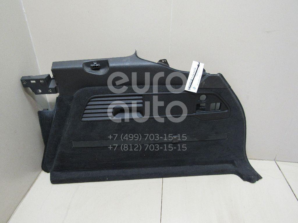 Купить Обшивка багажника VW Touareg 2010-; (7P6867038FEOC)