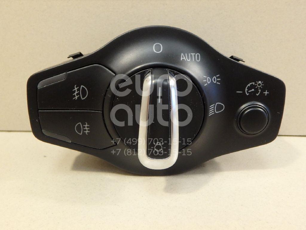 Купить Переключатель света фар Audi Q5 [8R] 2008-2017; (8K0941531AA)