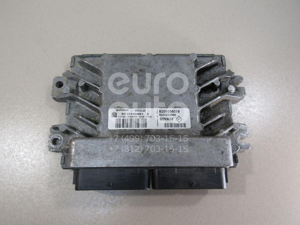 Купить Блок управления двигателем Renault Sandero 2009-2014; (8201056019)