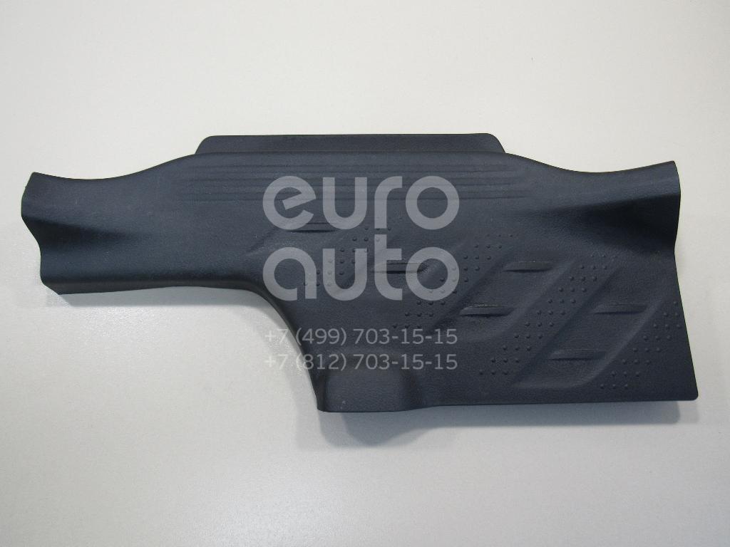 Накладка порога (внутренняя) Toyota Highlander II 2007-2013; (6791748060C0)