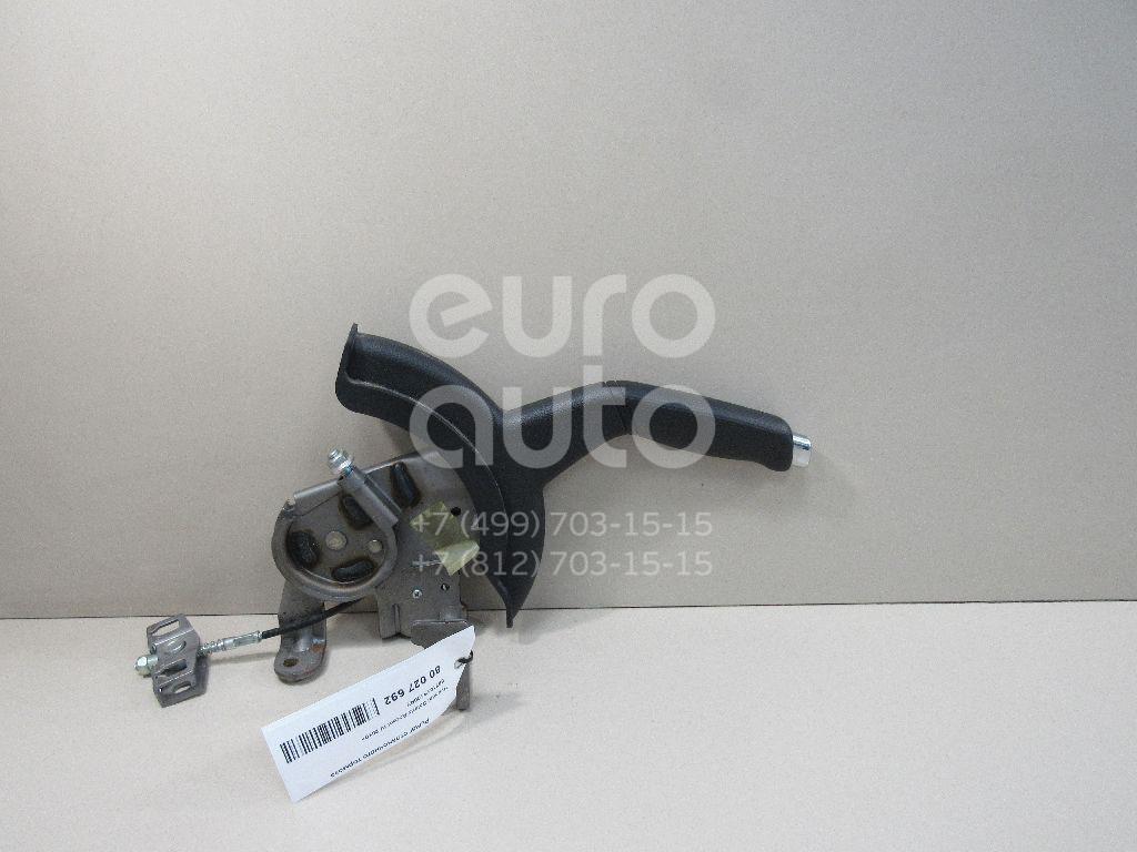 Купить Рычаг стояночного тормоза Hyundai Solaris 2010-2017; (597101R100RY)