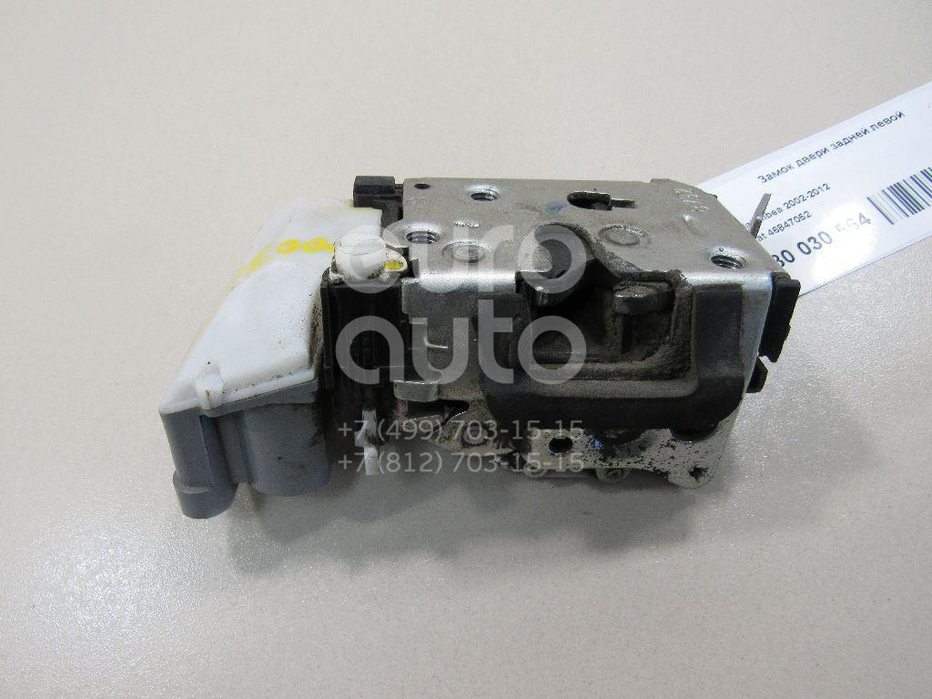 Купить Замок двери задней левой Fiat Albea 2002-2012; (46847052)