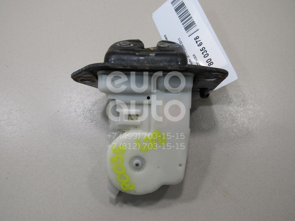 Купить Замок багажника Nissan Note (E11) 2006-2013; (90502EN00A)