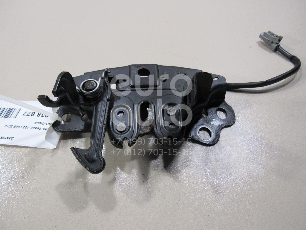 Купить Замок капота Nissan Teana J32 2008-2013; (65601JN90A)