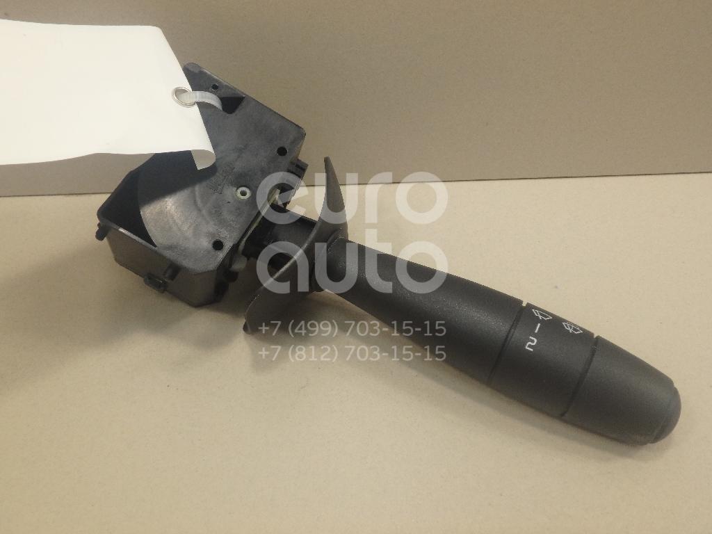Переключатель стеклоочистителей Nissan Almera (G15) 2013-; (2526000Q0K)