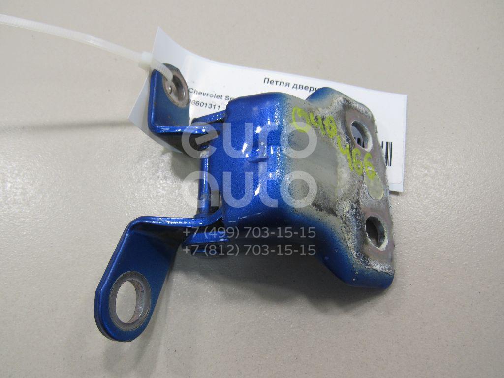 Петля двери Chevrolet Spark 2005-2010; (96601312)