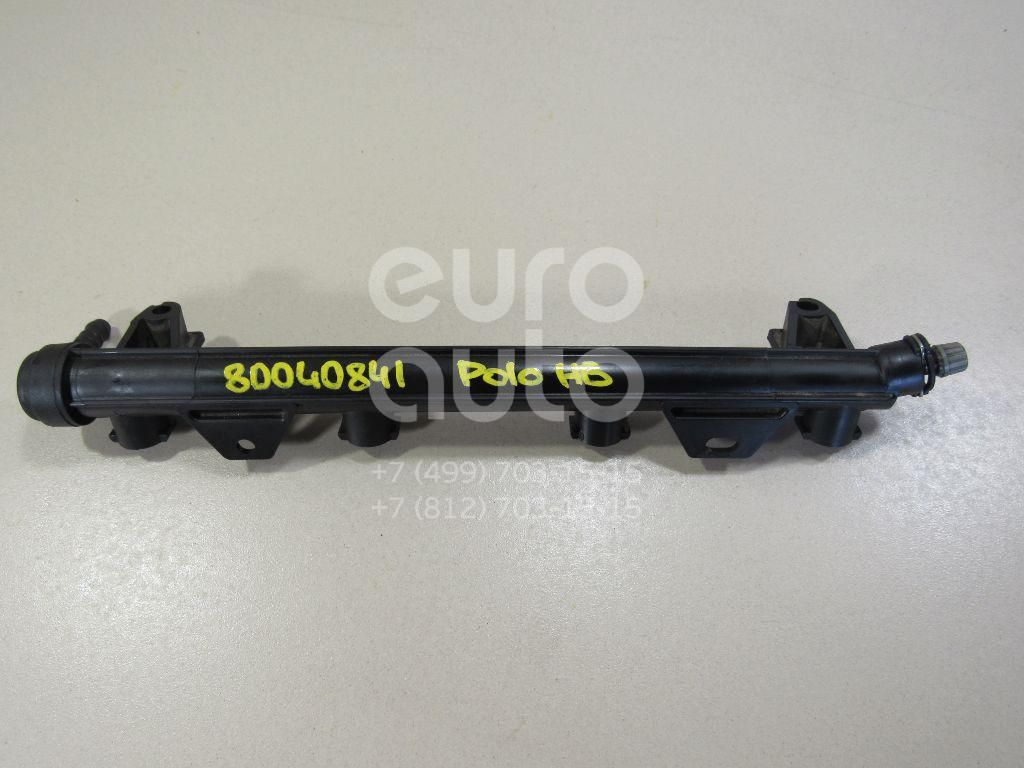 Купить Рейка топливная (рампа) VW Polo (HB) 2009-; (036133320C)