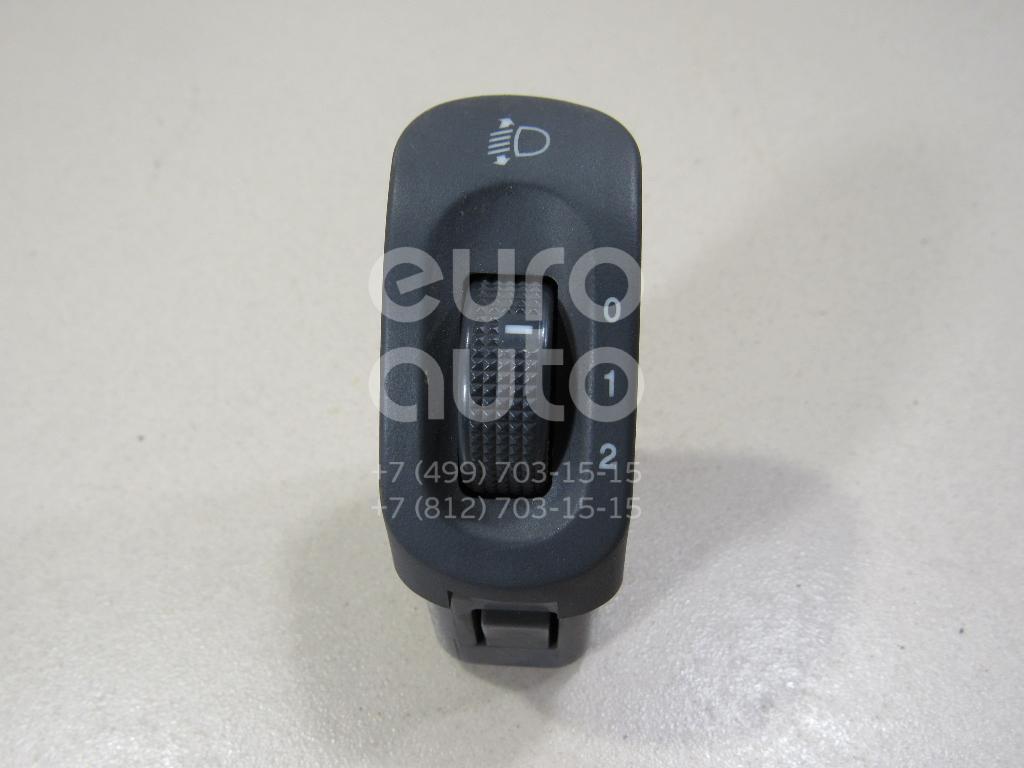 Кнопка корректора фар Daewoo Matiz (M100/M150) 1998-2015; (96602507)