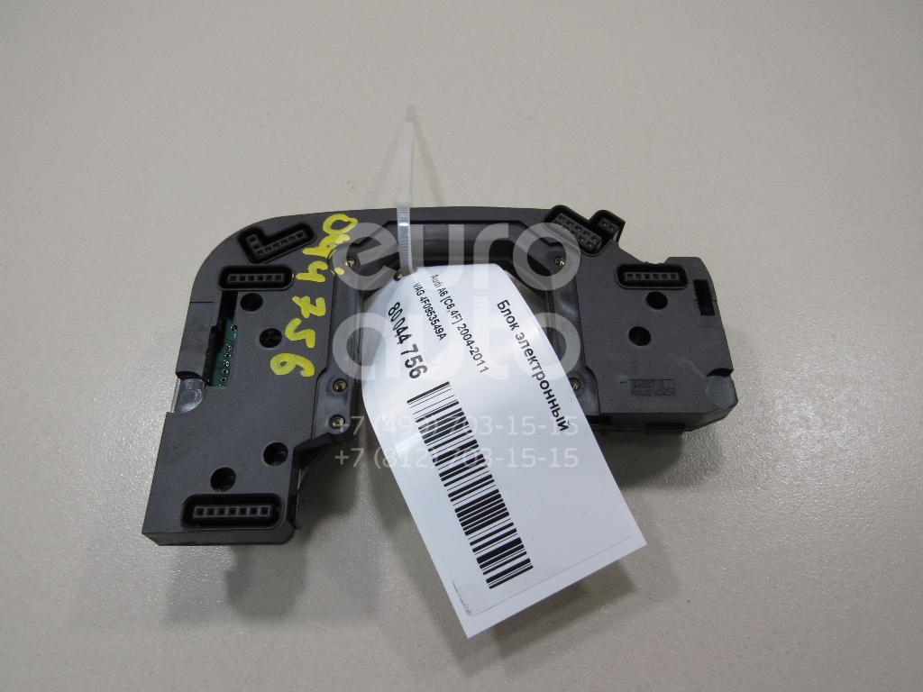 Блок электронный Audi A6 [C6,4F] 2004-2011; (4F0953549A)