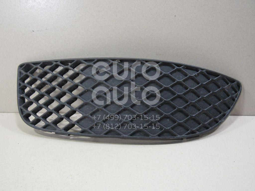 Купить Решетка в бампер левая Mitsubishi Lancer (CX, CY) 2007-; (7450A223)