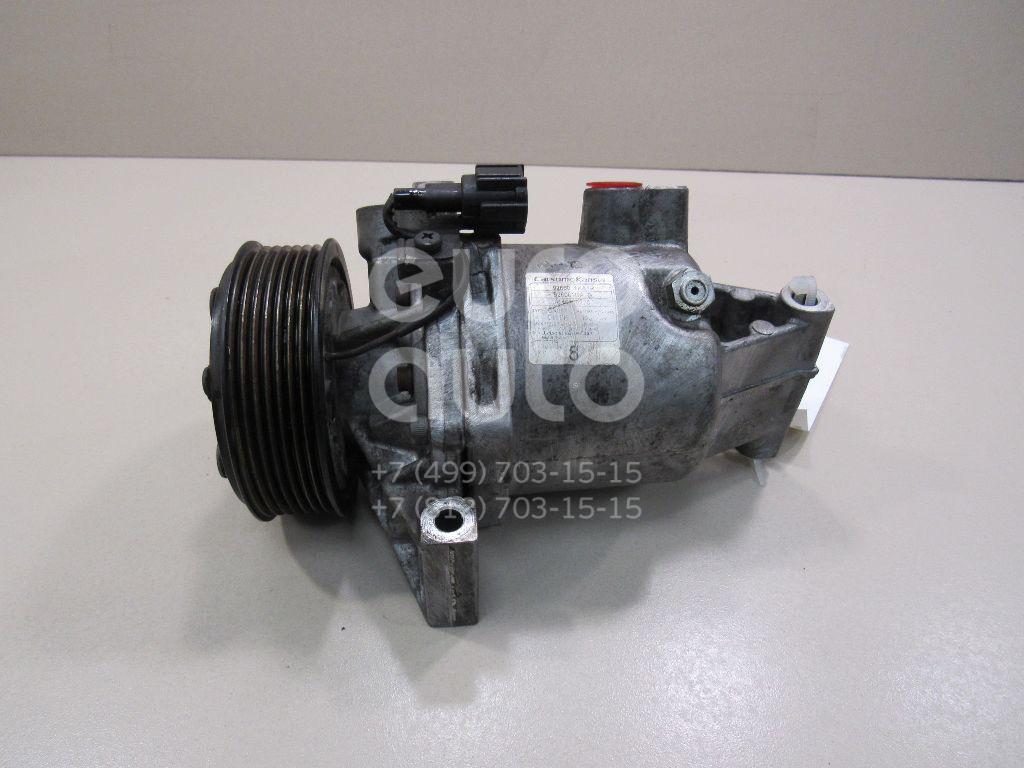 Купить Компрессор системы кондиционирования Nissan Juke (F15) 2011-; (926101HC1B)