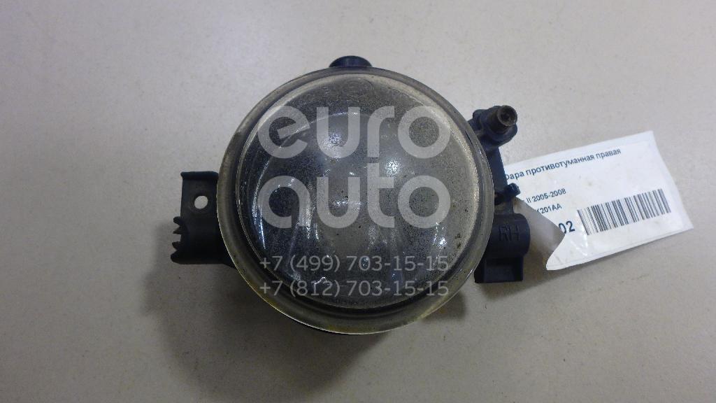 Купить Фара противотуманная правая Ford Focus II 2005-2008; (3M5115K201AA)