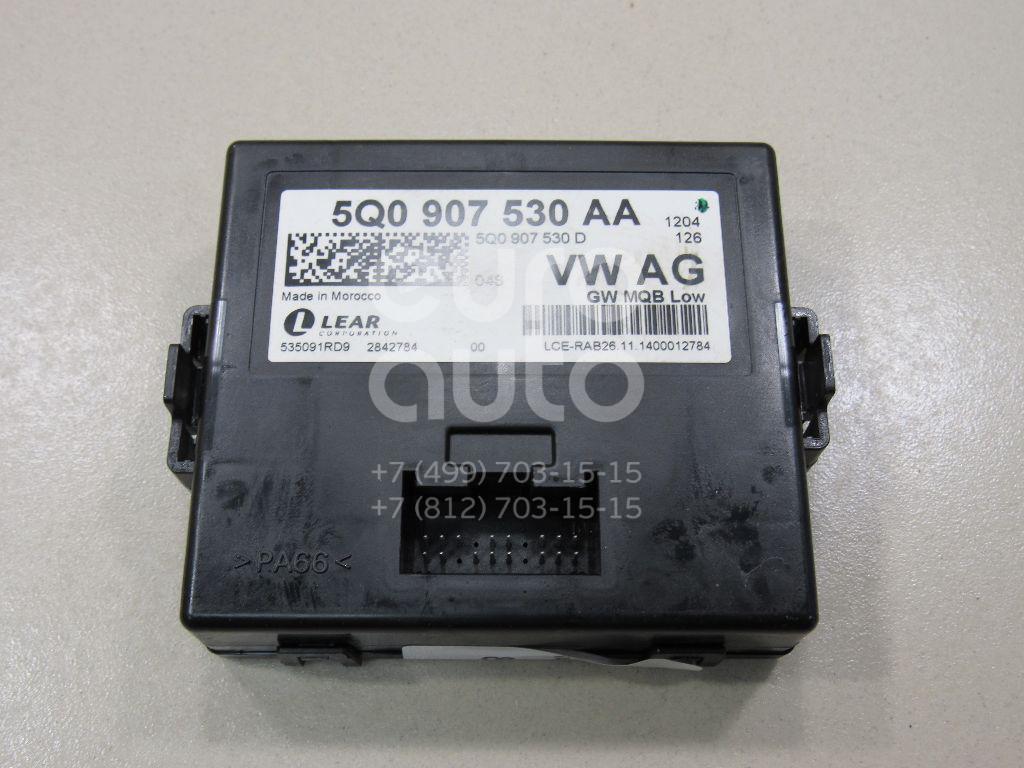 Купить Блок электронный Skoda Octavia (A7) 2013-; (5Q0907530AA)