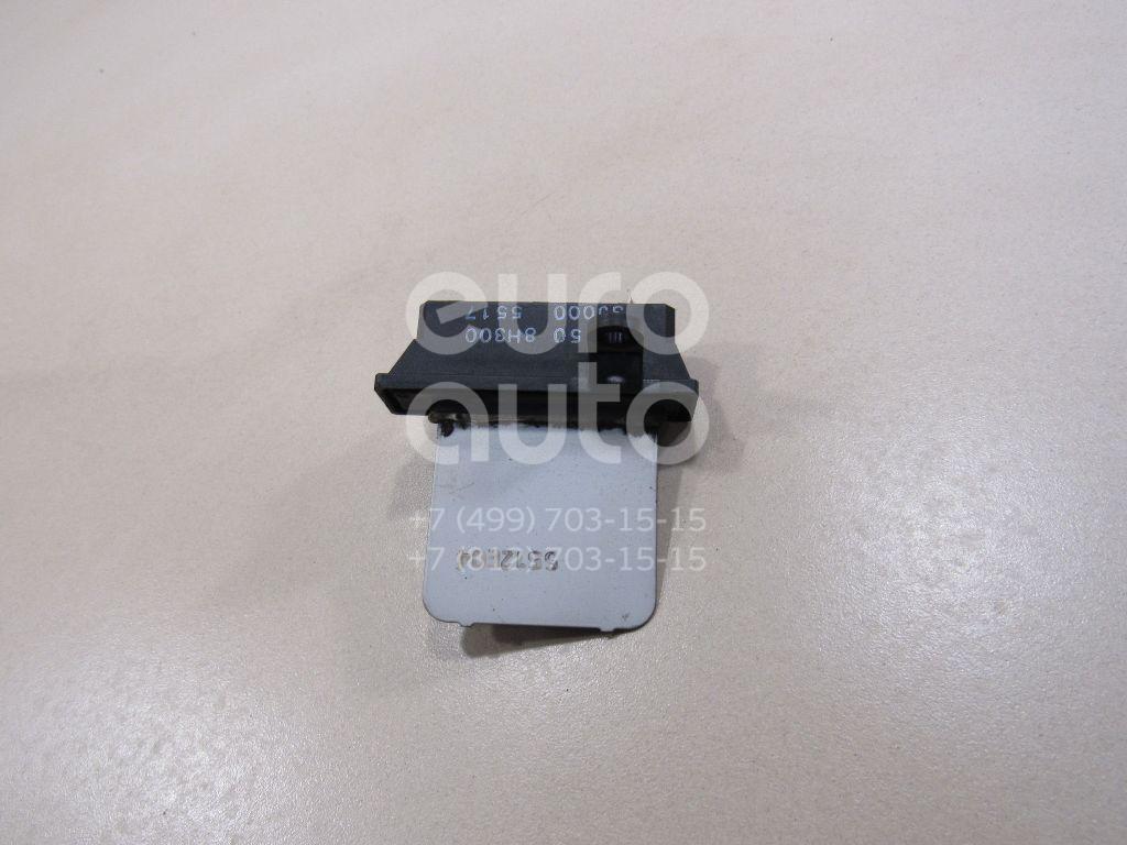 Купить Резистор отопителя Nissan Almera N16 2000-2006; (271508H300)