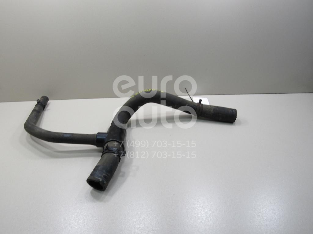 Купить Патрубок радиатора Renault Sandero 2009-2014; (215011214R)
