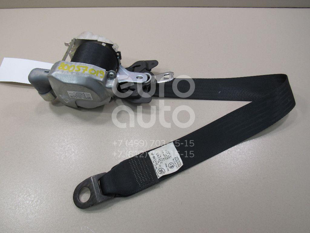 Купить Ремень безопасности с пиропатроном Peugeot 107 2006-2014; (8974LJ)