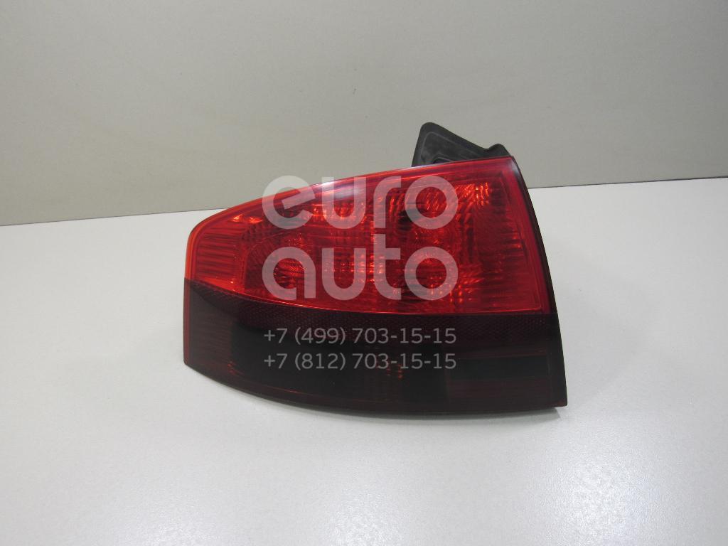 Фонарь задний наружный левый Audi A4 [B7] 2005-2007; (8E5945095)