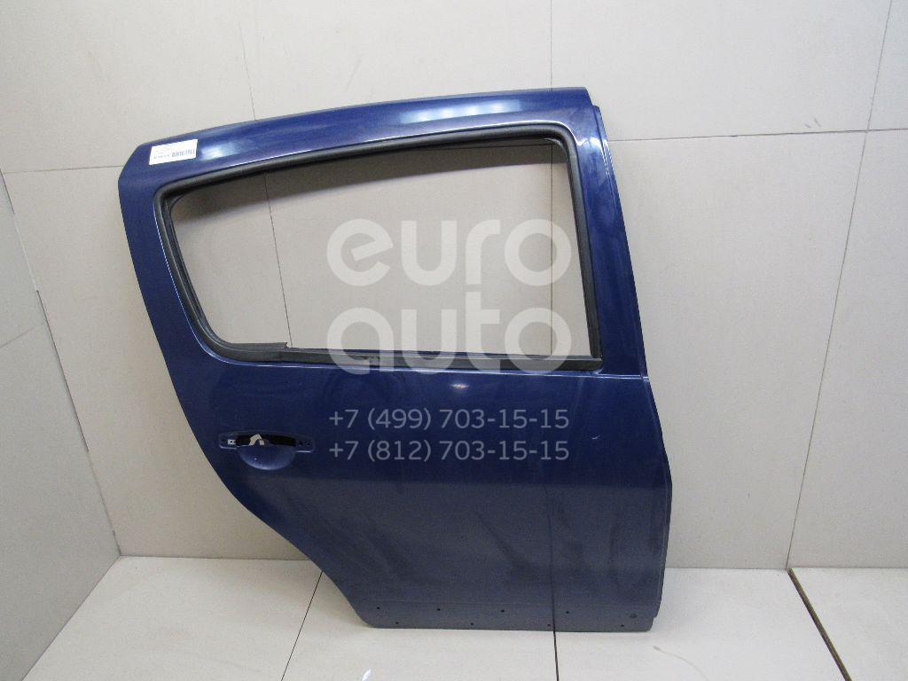 Купить Дверь задняя правая Renault Sandero 2009-2014; (821006948R)