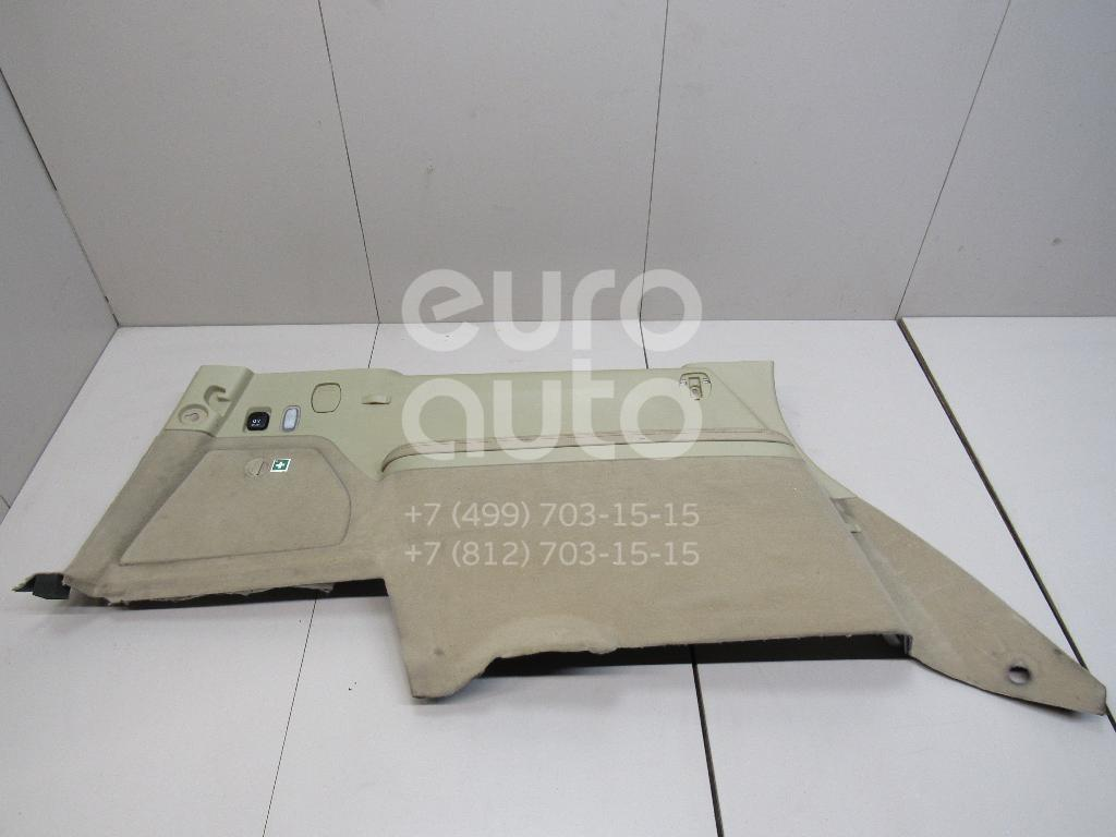 Обшивка багажника Mercedes Benz GL-Class X164 2006-2012; (16469051258M27)