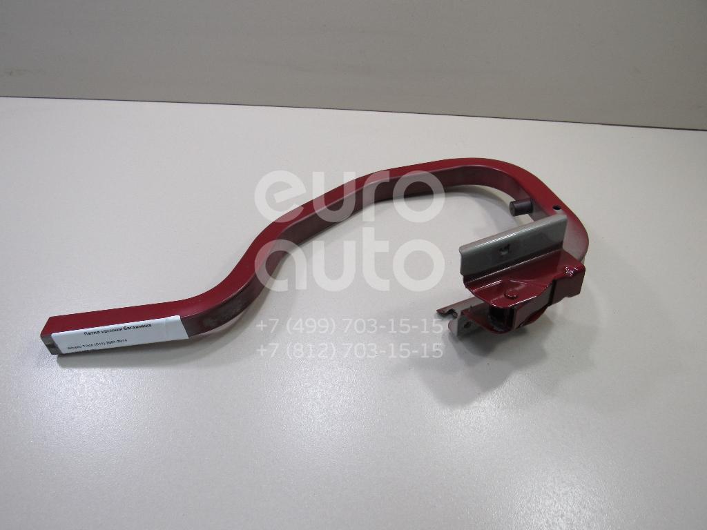 Купить Петля крышки багажника Nissan Tiida (C11) 2007-2014; (84401ED430)
