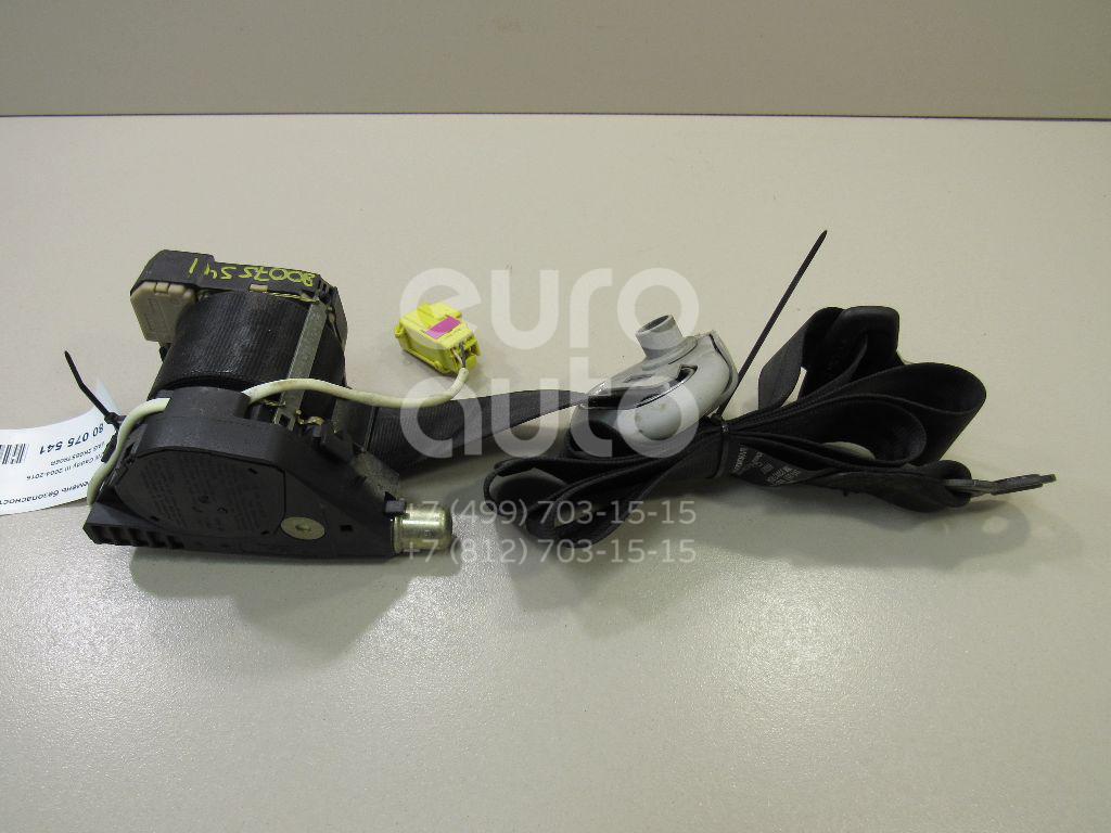 Купить Ремень безопасности с пиропатроном VW Caddy III 2004-2015; (2K0857806B)