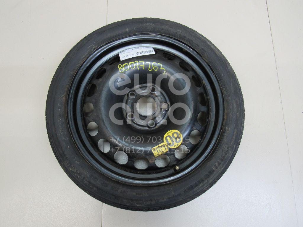 Диск запасного колеса (докатка) Opel Astra J 2010-; (13259230)  - купить со скидкой