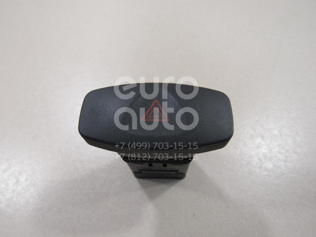 Купить Кнопка аварийной сигнализации Renault Symbol II 2008-2012; (8200446717)