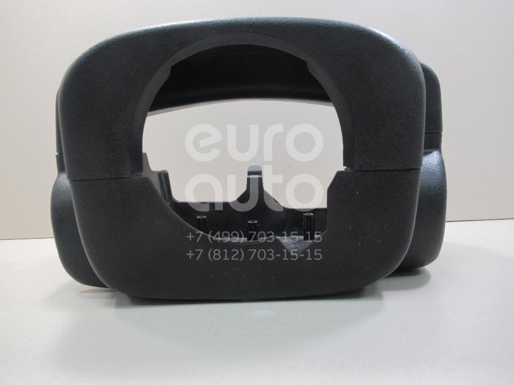 Кожух рулевой колонки Peugeot 206 1998-2012; (4131T9)