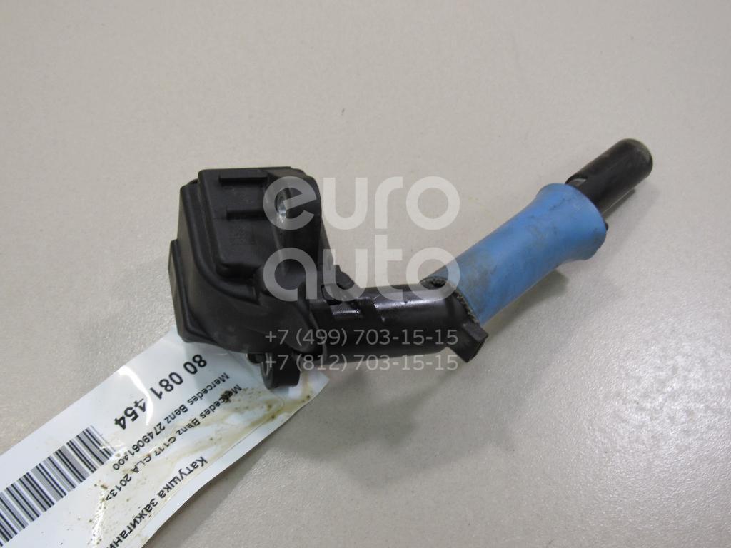 Купить Катушка зажигания Mercedes Benz C117 CLA 2013-; (2749061400)