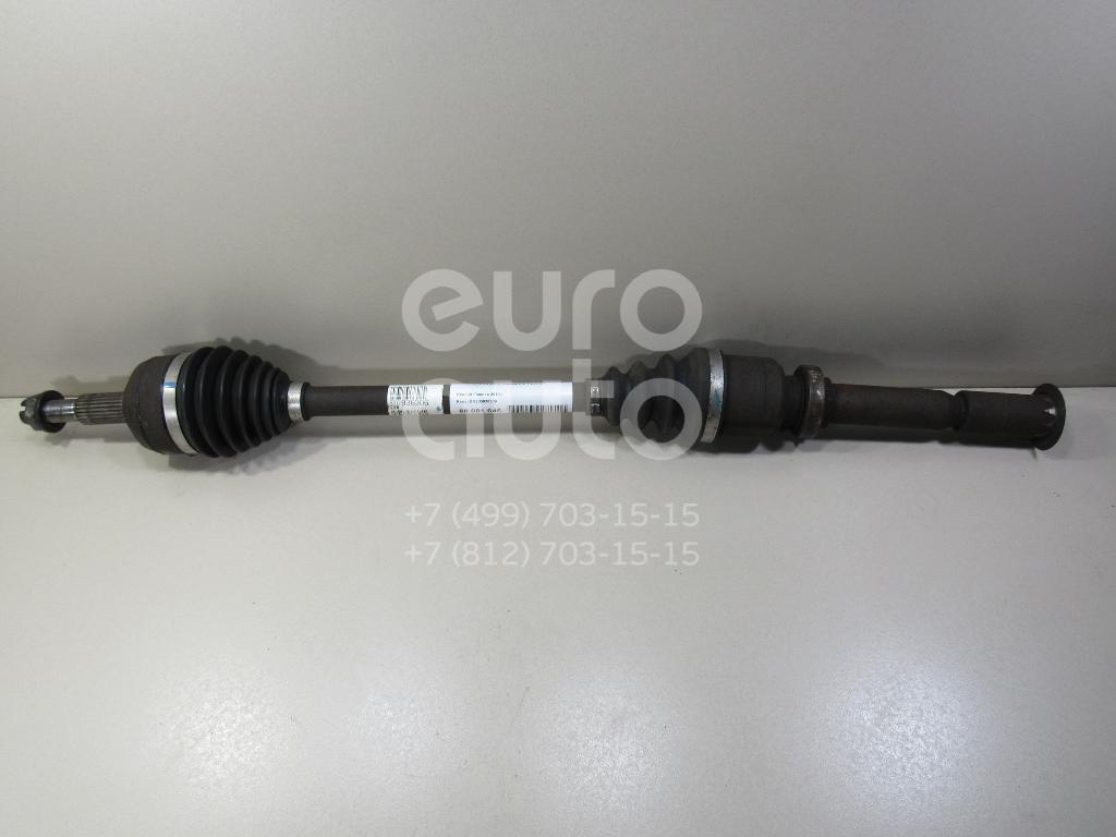 Купить Полуось передняя правая Renault Fluence 2010-; (8200936306)