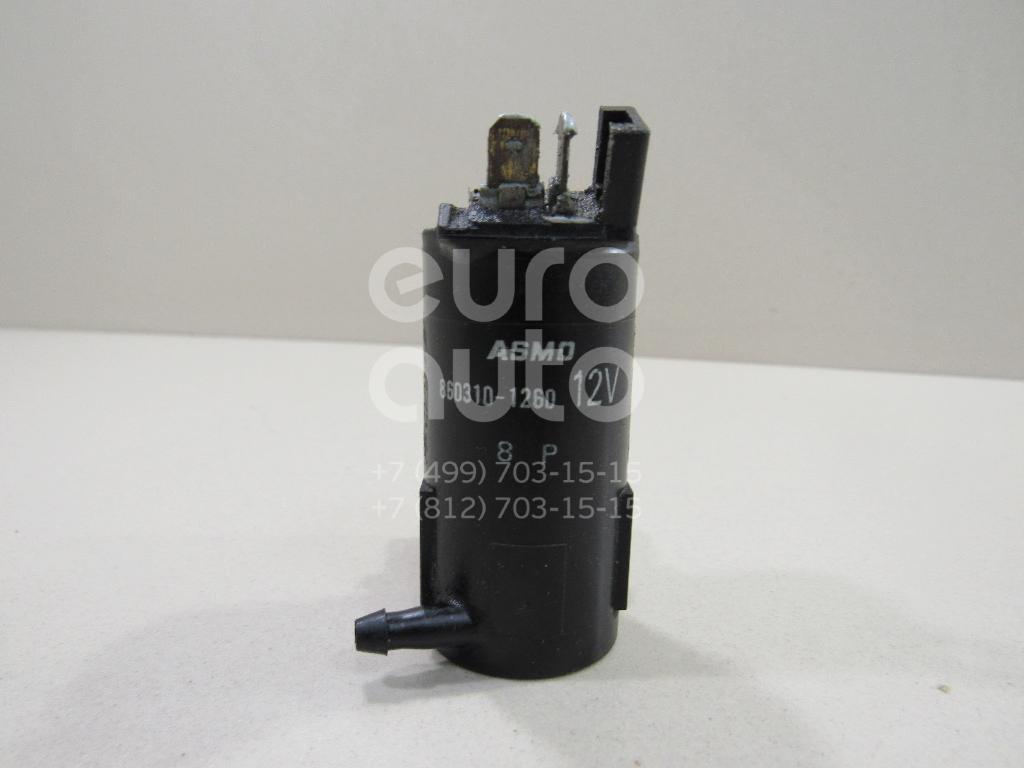 Купить Насос омывателя Mitsubishi Pajero/Montero II (V1, V2, V3, V4) 1991-1996; (8603101260)