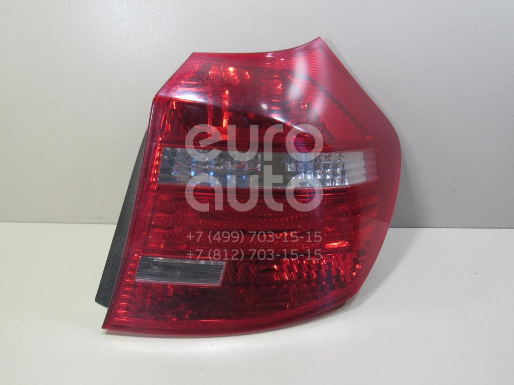 Купить Фонарь задний правый BMW 1-серия E87/E81 2004-2011; (63217164956)