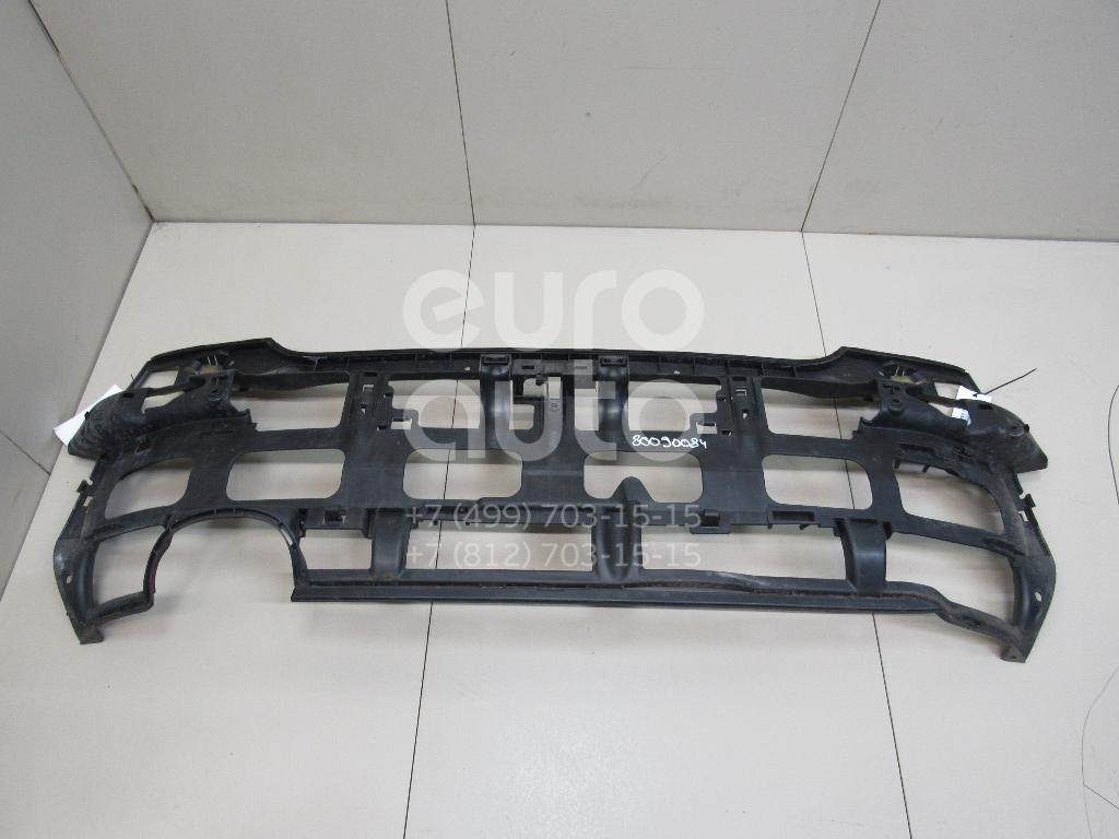 Усилитель заднего бампера Mercedes Benz W203 2000-2006; (2038850665)