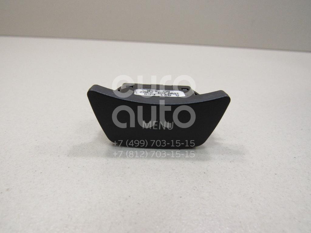 Купить Кнопка многофункциональная BMW 5-серия E60/E61 2003-2009; (65826921668)