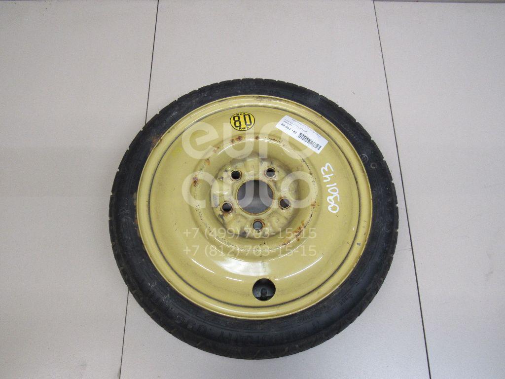 Диск запасного колеса (докатка) Mazda Mazda 6 (GH) 2007-2012; (9965234060)