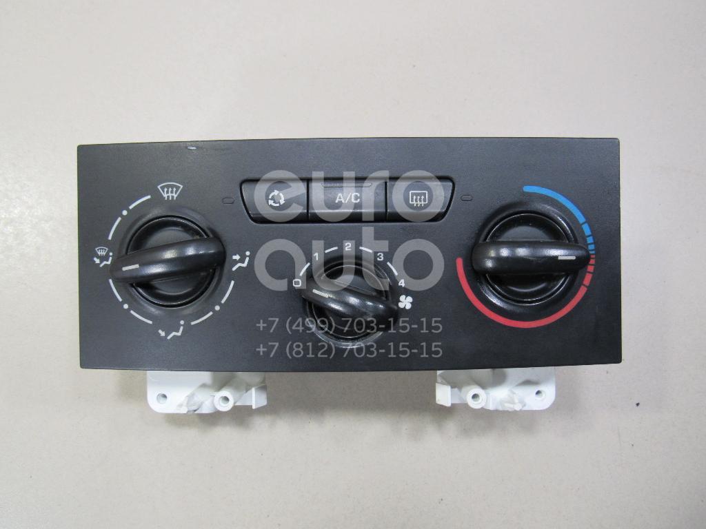 Блок управления отопителем Citroen C4 2005-2011; (6451VK)