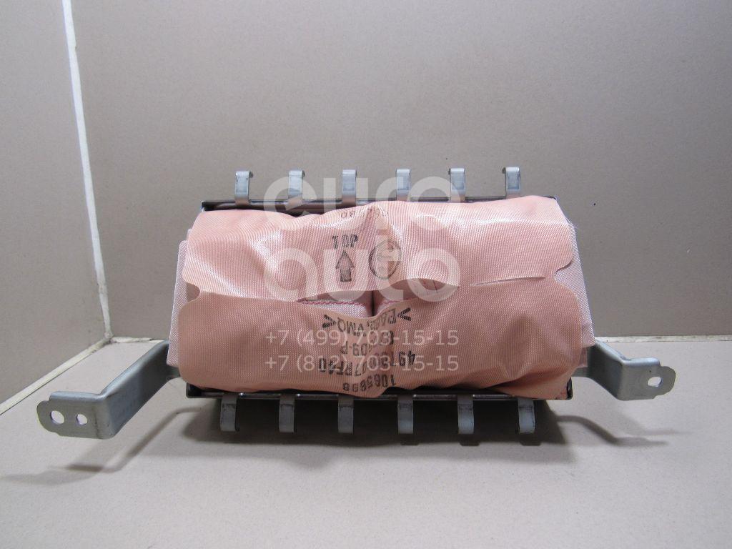 Купить Подушка безопасности пассажирская (в торпедо) Mazda Mazda 3 (BL) 2009-2013; (BBP357K50B)