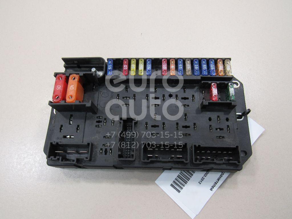 Купить Блок предохранителей Land Rover Range Rover III (LM) 2002-2012; (YQE500390)