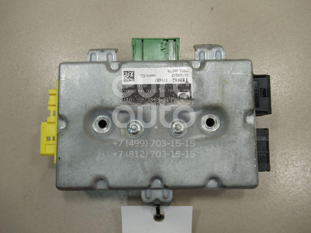 Купить Блок комфорта BMW 5-серия E60/E61 2003-2009; (61359110845)