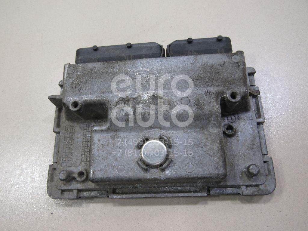 Купить Блок управления двигателем Skoda Fabia 2007-2015; (03E906019AE)