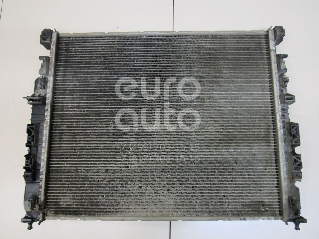 Купить Радиатор основной Mercedes Benz W164 M-Klasse (ML) 2005-2011; (2515000003)