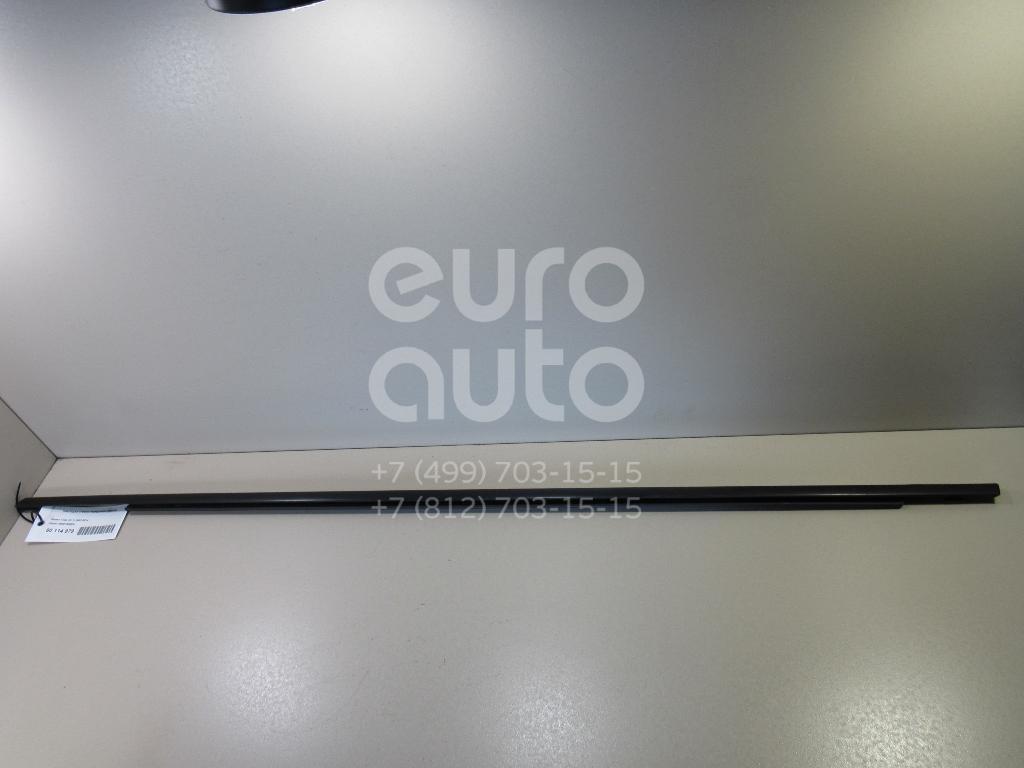 Купить Накладка стекла переднего левого Nissan Tiida (C11) 2007-2014; (80821EE000)