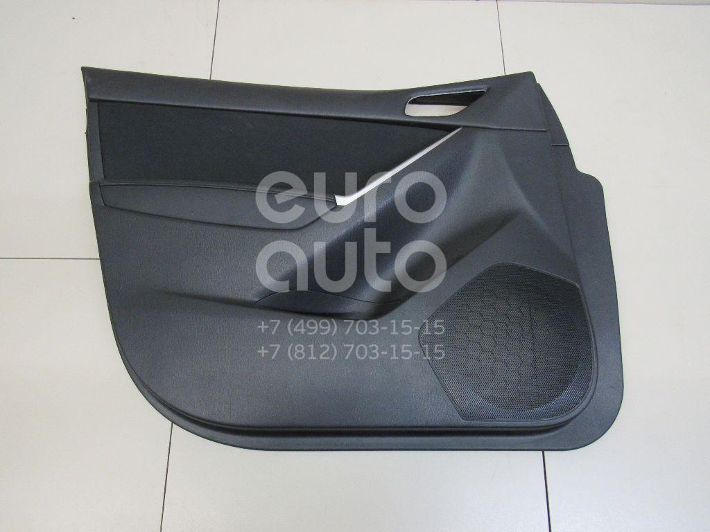 Купить Обшивка двери передней левой Mazda CX 5 2012-2017; (KR8268450C02)