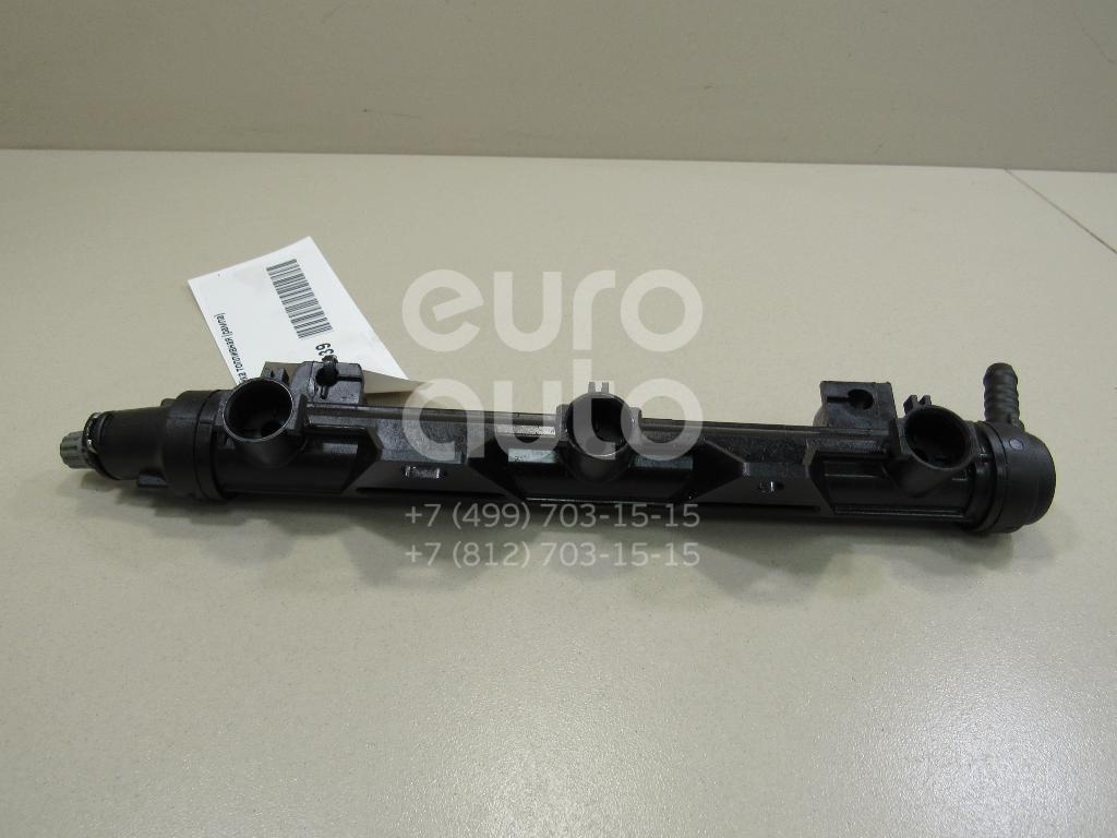 Купить Рейка топливная (рампа) Skoda Rapid 2013-; (03E133320A)