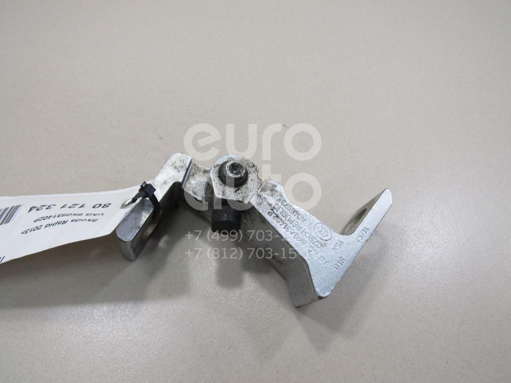 Петля двери Skoda Rapid 2013-; (8K0831402P)  - купить со скидкой