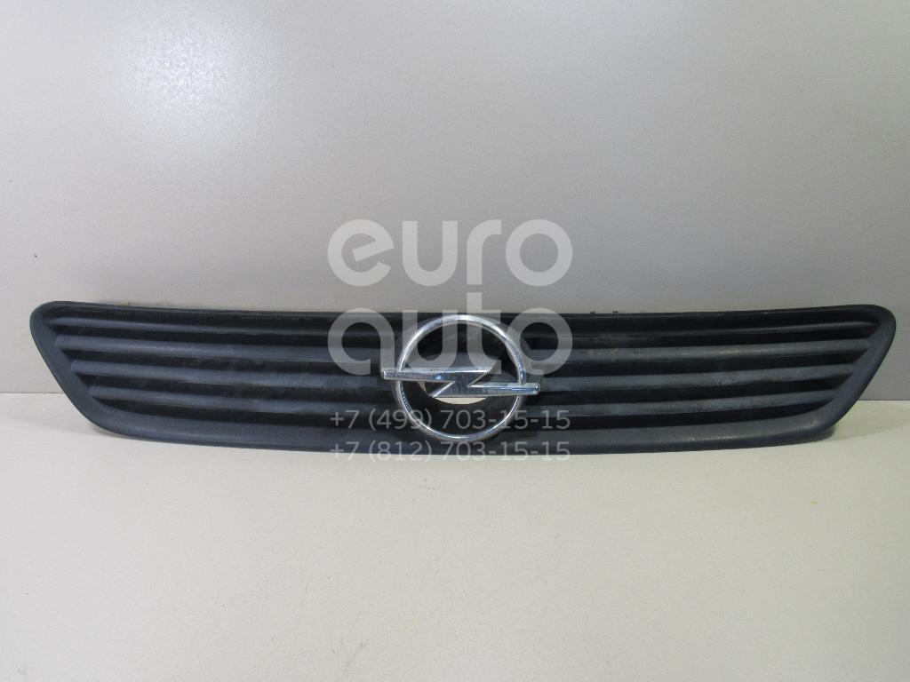 Купить Решетка радиатора Opel Astra G 1998-2005; (90547393)